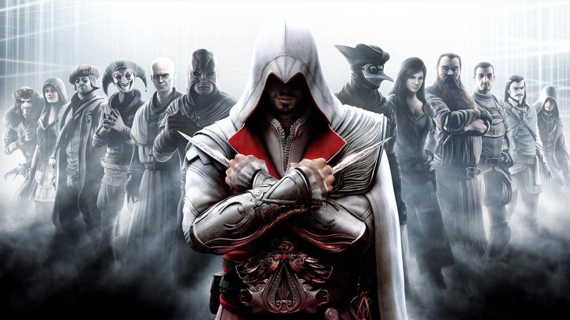 Assassin S Creed Brotherhood Ost Gamemusic